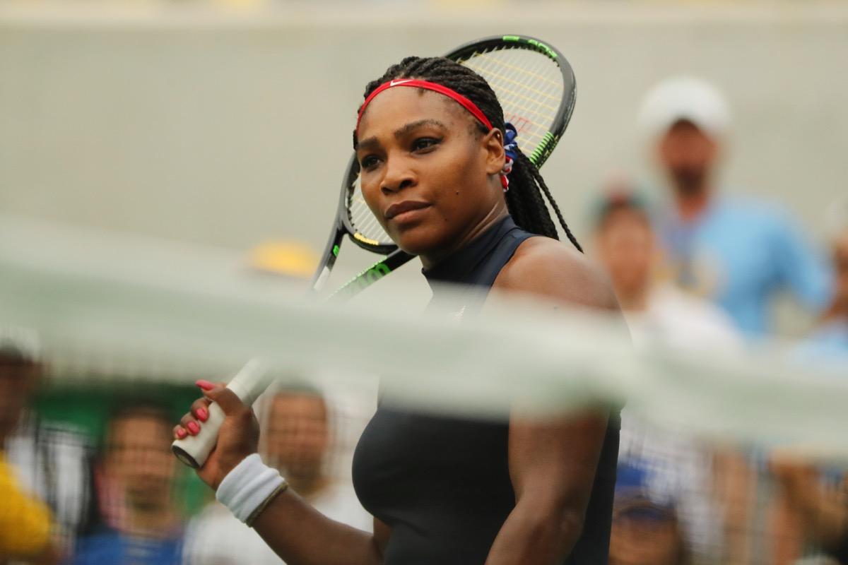 Serena Williams Rio 2016 Olympic Games