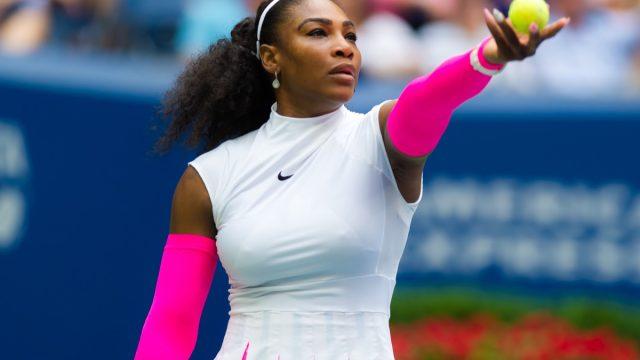 Serena Williams at US Open 2016
