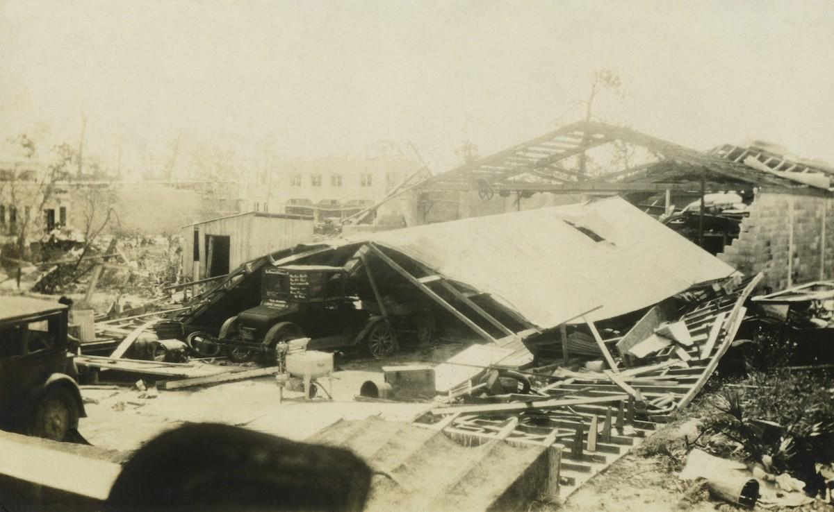 1928 Okeechobee Hurricane