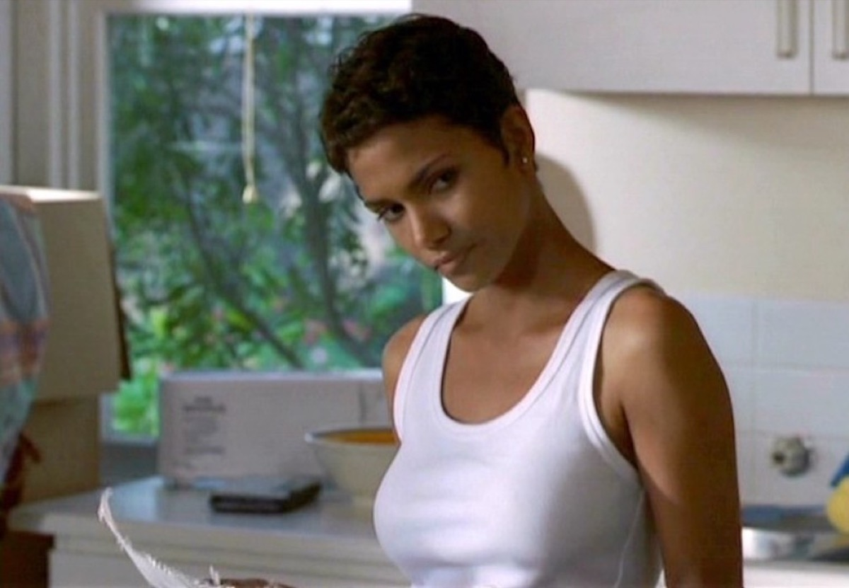 halle berry in race the sun