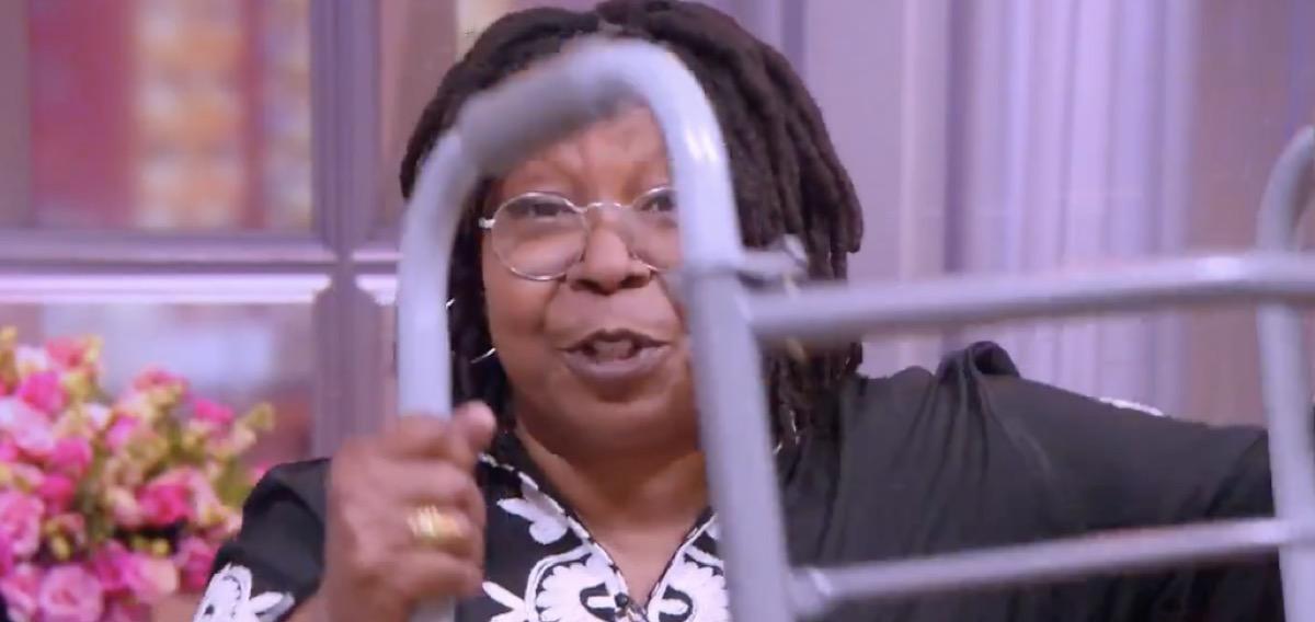 """Whoppi Goldberg on """"The View"""""""