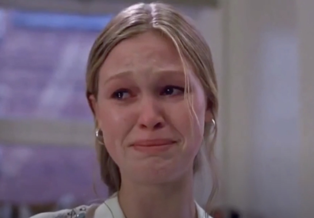 """Julia Stiles in """"10 Things I Hate About You"""""""