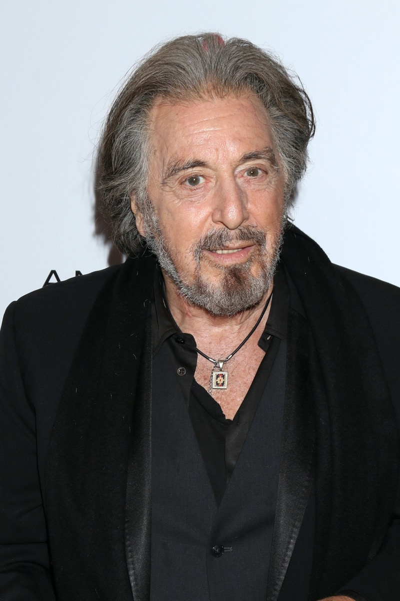 Al Pacino in 2019