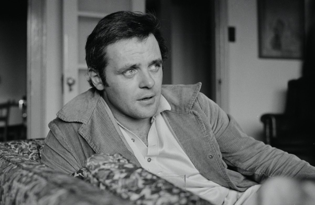 Anthony Hopkins in 1970