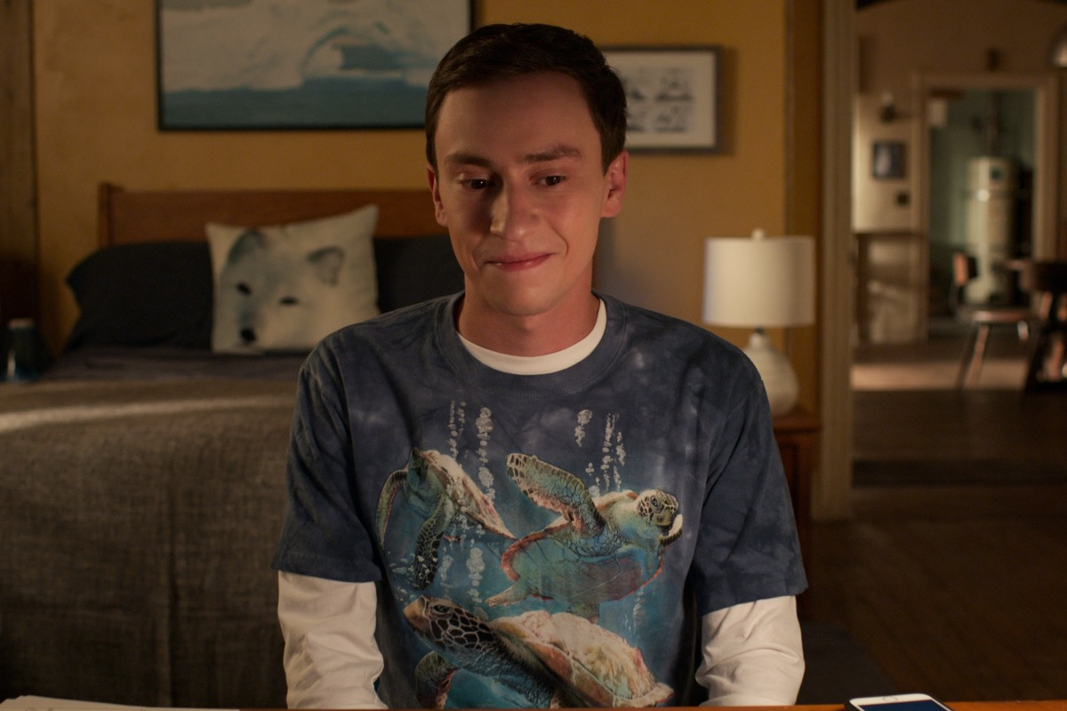 Keir Gilchrist in Atypical