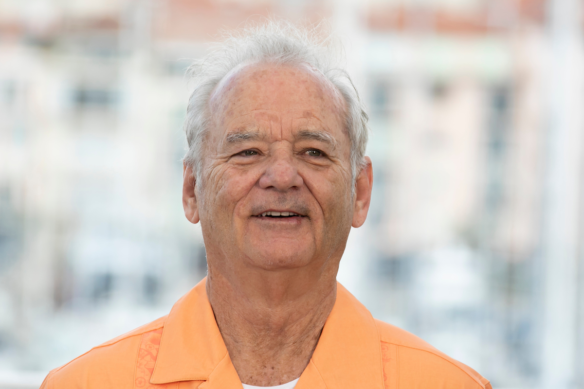 Bill Murray at the 2019 Cannes Film Festival