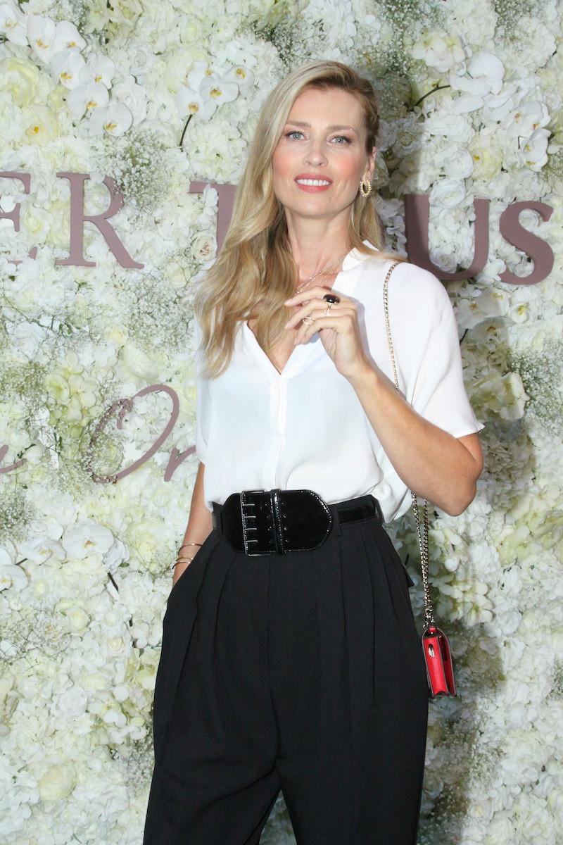 "Daniela Peštová at the ""Tous Atelier"" Party in Prague in 2019"