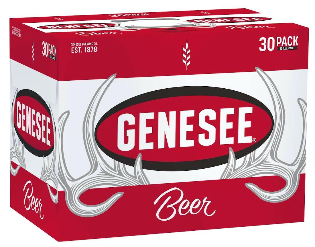 Genesee case of beer