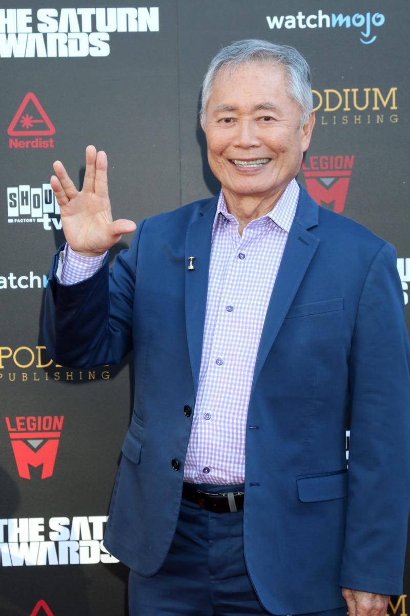 George Takei in 2019