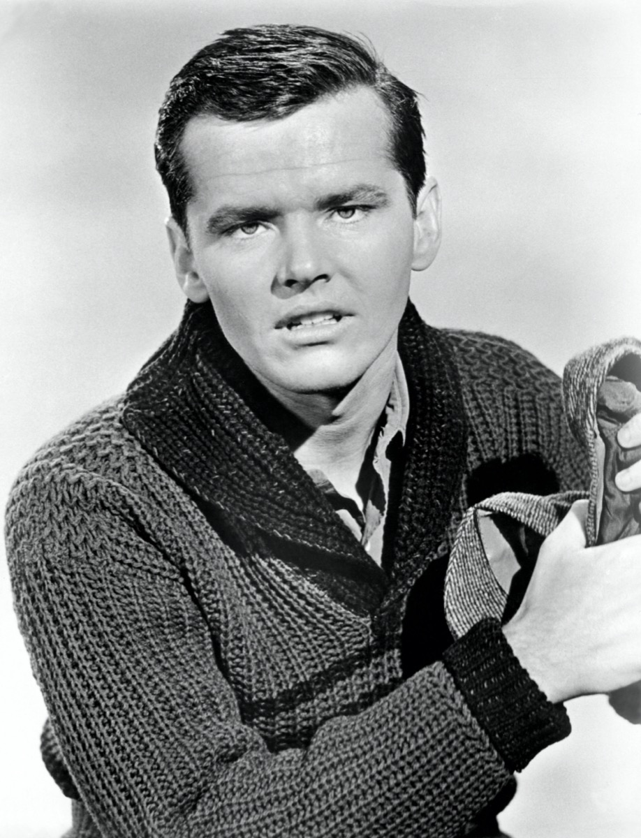 Jack Nicholson in 1960