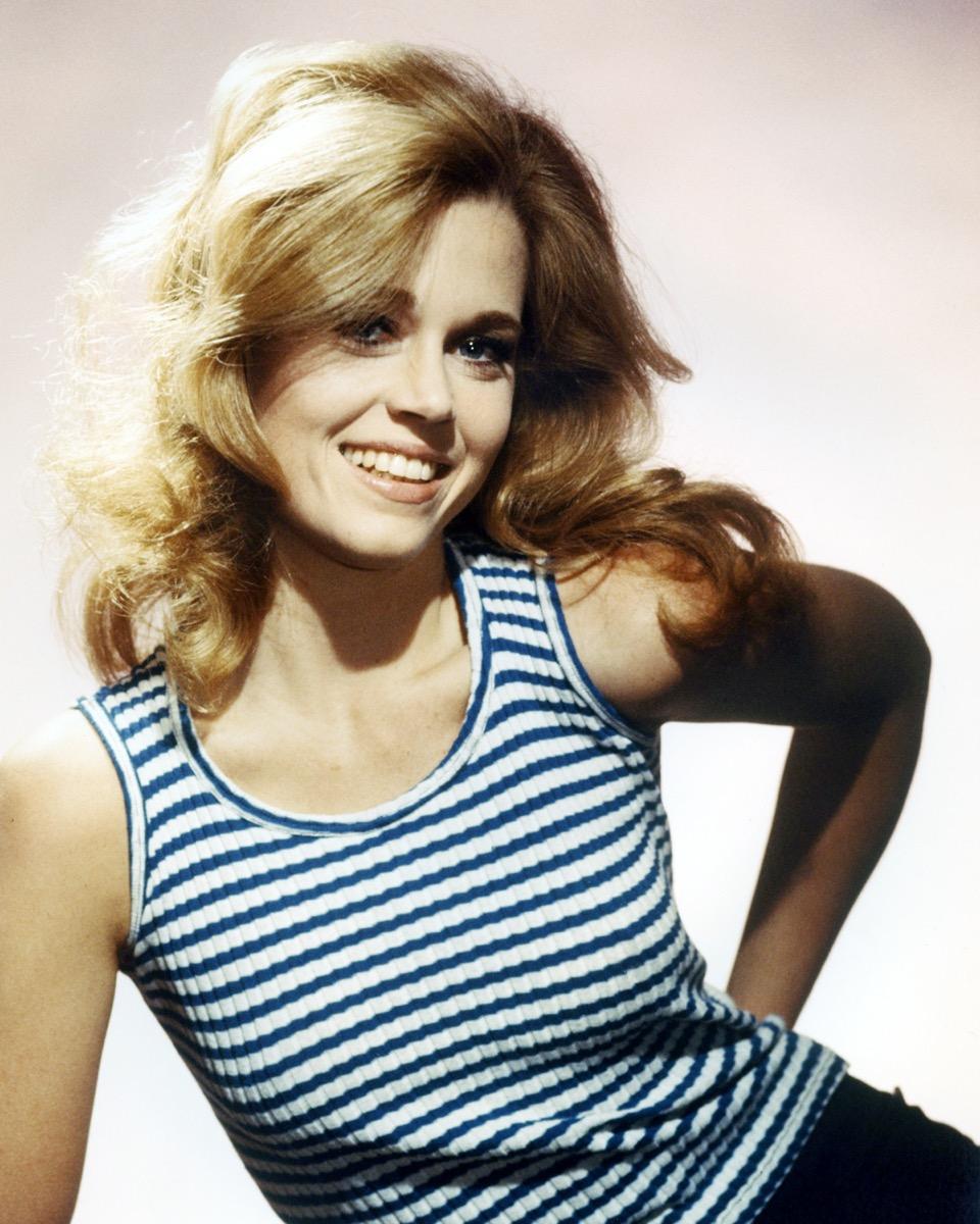 Jane Fonda in 1970