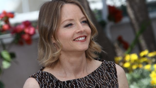 Jodie Foster at the Cannes Film Festival in 2011