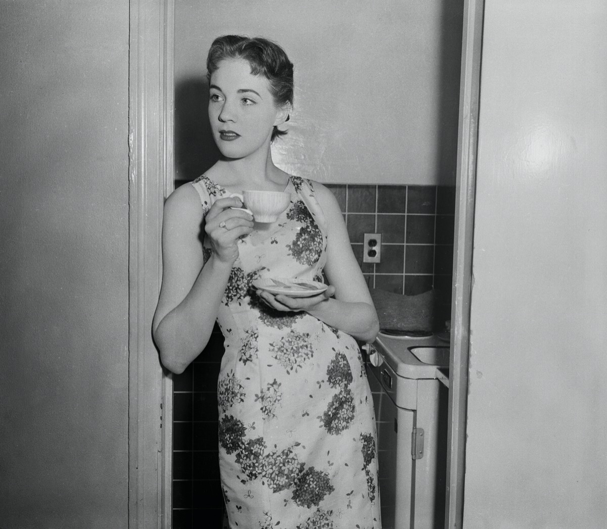 Julie Andrews in 1956