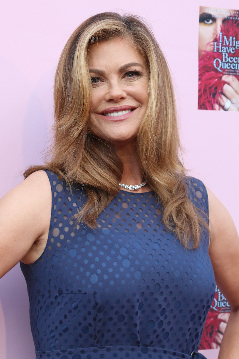 Kathy Ireland at a book release event in 2019