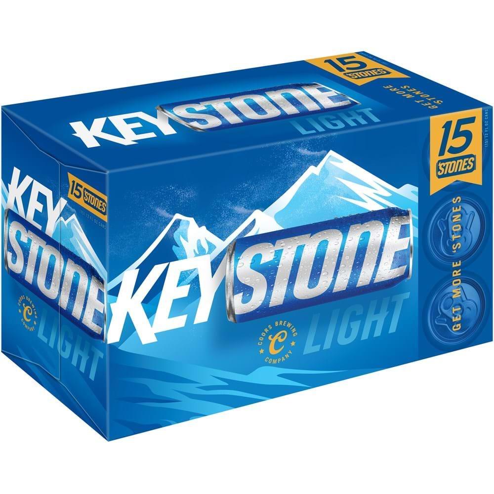 Case of Keystone Light
