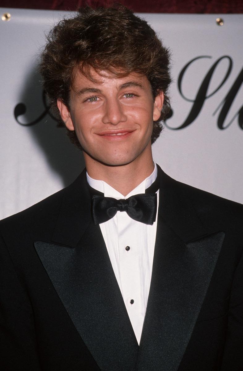 Kirk Cameron in 1990