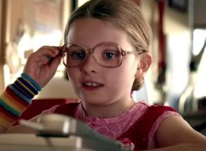 "Abigail Breslin in ""Little Miss Sunshine"""