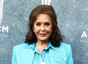 Loretta Lynn at the 9th Annual ACM Honors in 2015