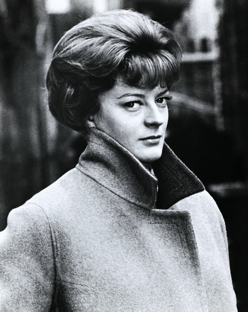 Maggie Smith in 1960