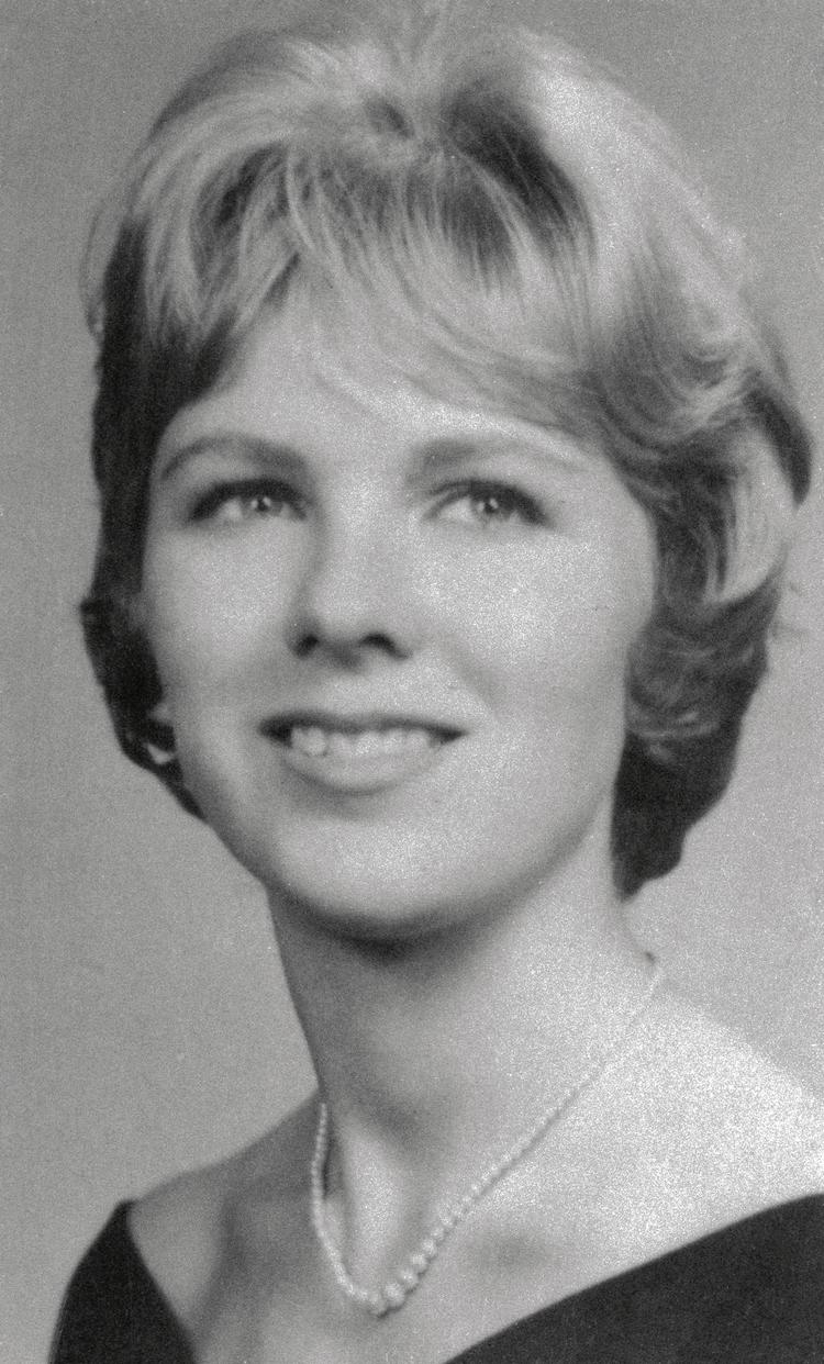 Portrait of Mary Jo Kopechne