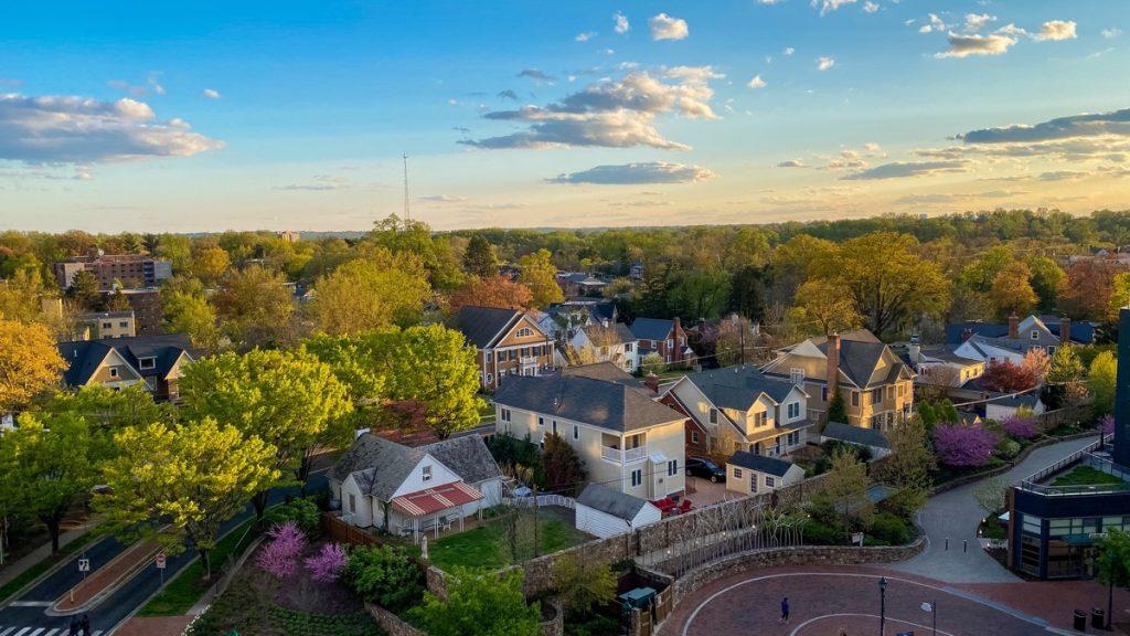 Bethesda Maryland Home