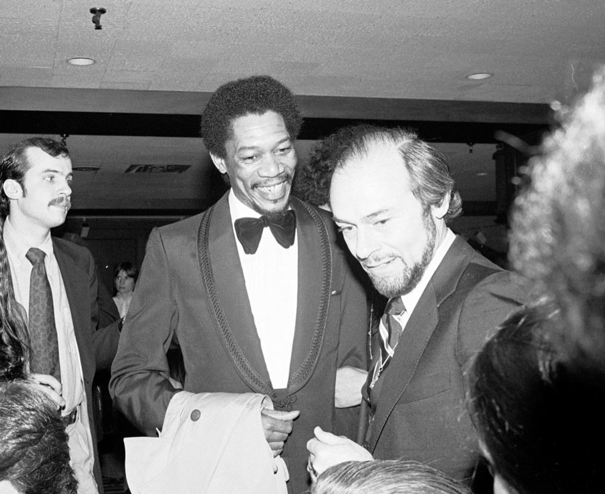 Morgan Freeman in 1978