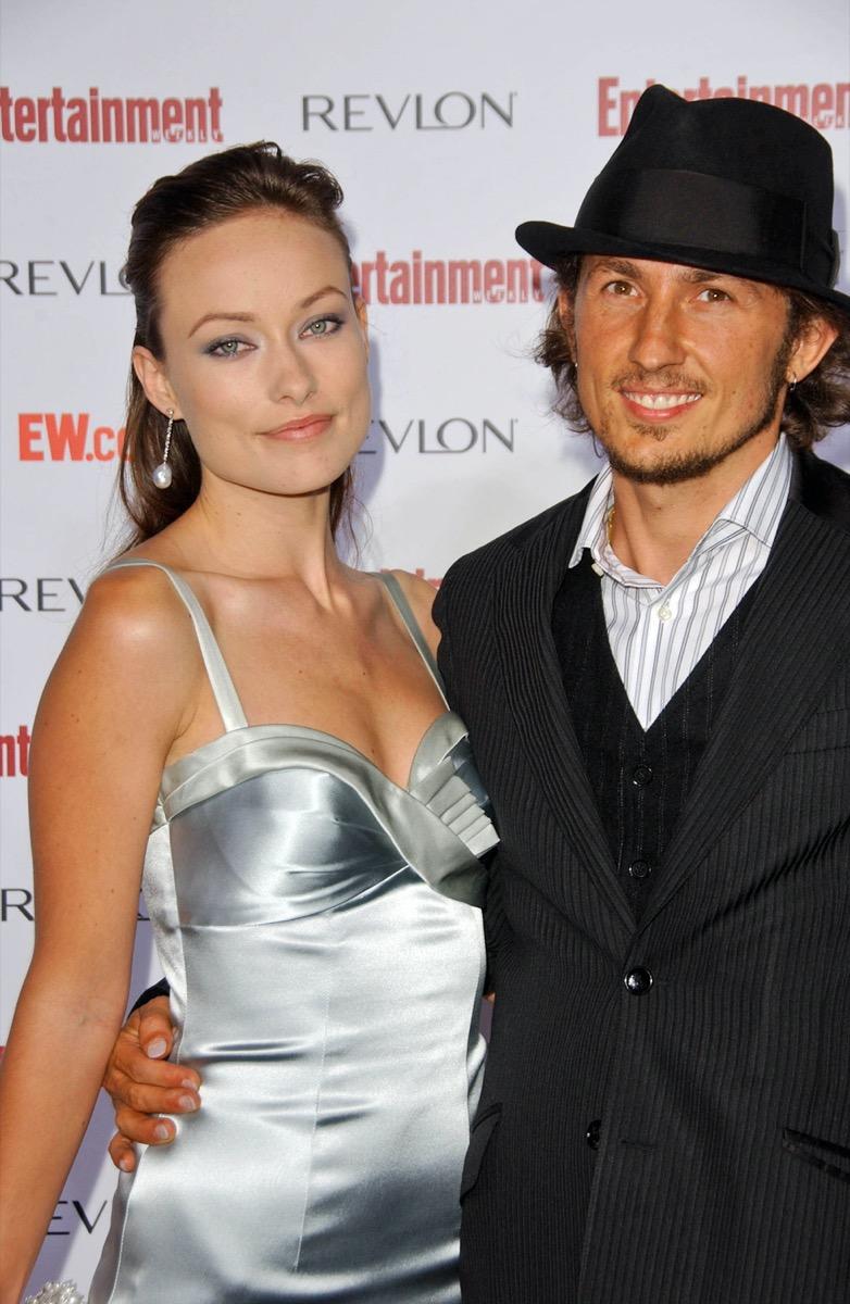 Olivia Wilde and Tao Ruspoli