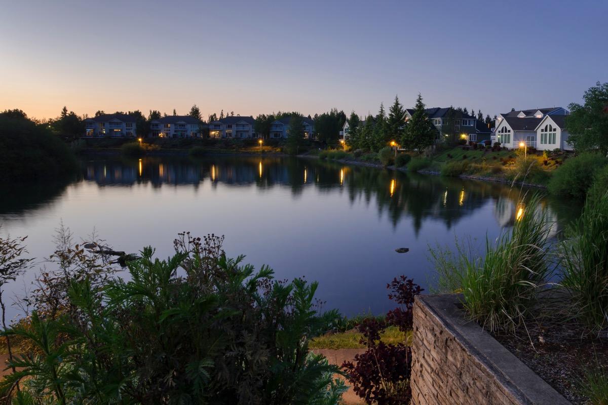 Oregon Lake House