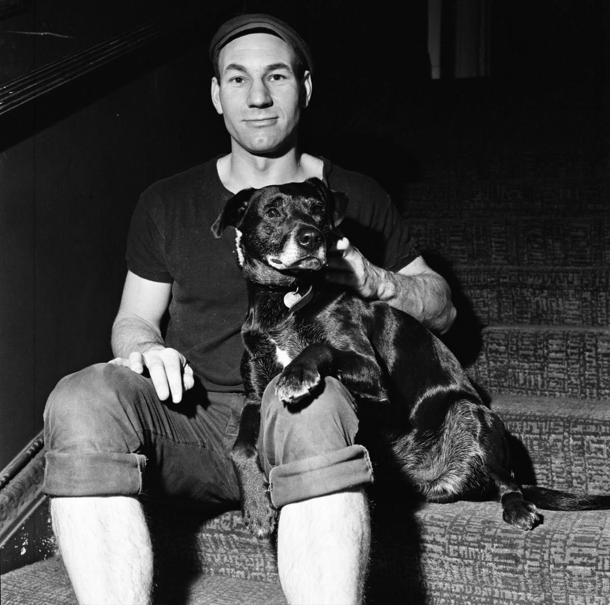 Patrick Stewart in 1970