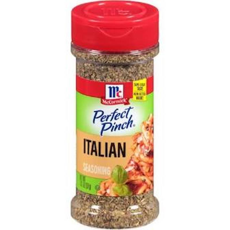 McCormick Perfect Pinch Italian Seasoning has been recalled