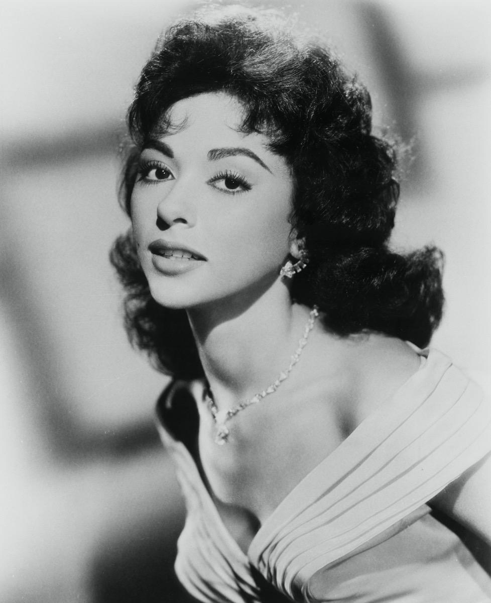Rita Moreno in 1950