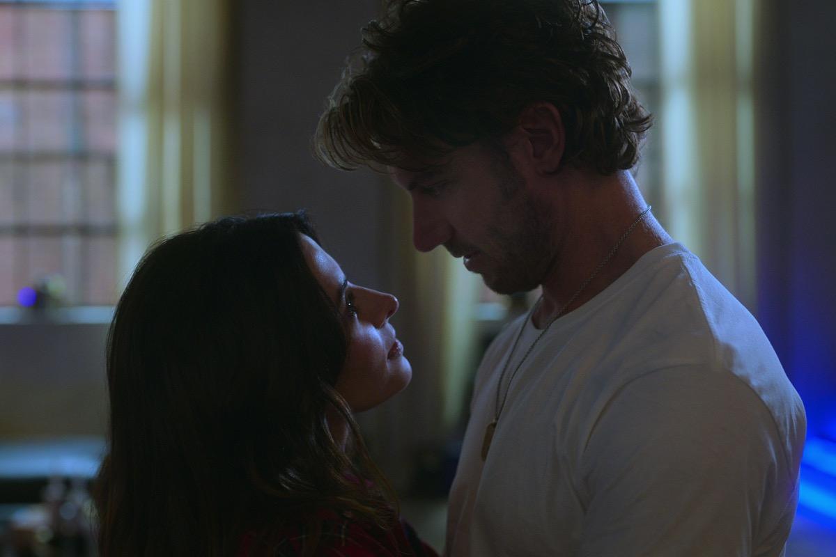 Sarah Shahi and Adam Demos in Sex/Life