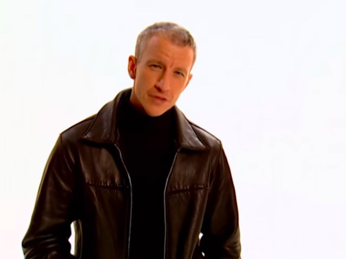 Anderson Cooper in The Mole