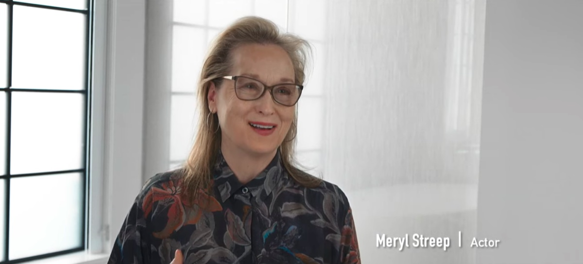 Mery Streep in This Changes Everything