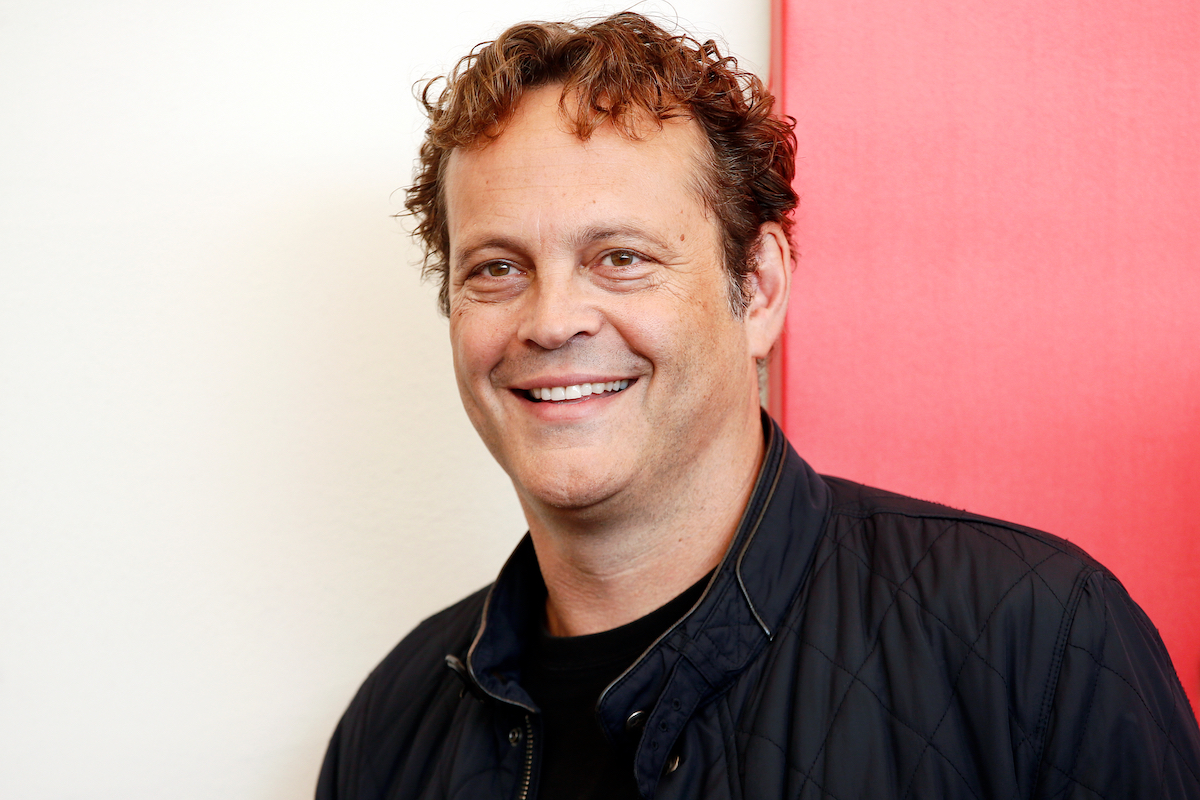Vince Vaughn at the Venice Film Festival in 2018