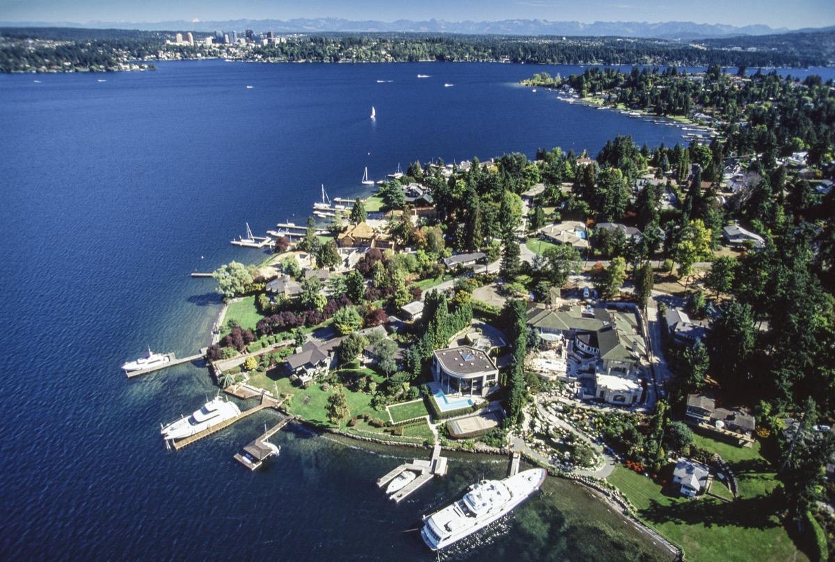 Mercer Island, Washington