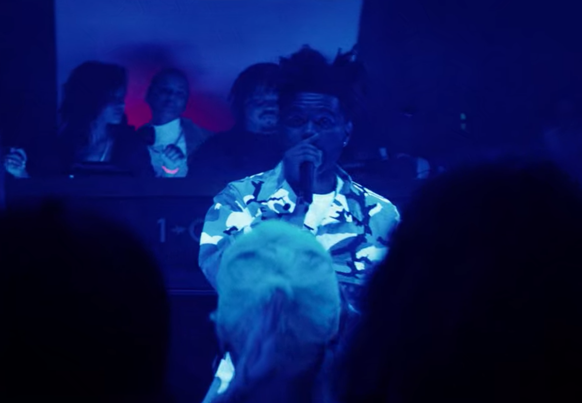 """The Weeknd in """"Uncut Gems"""""""