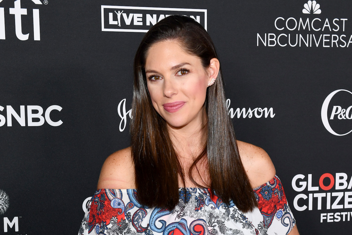Abby Huntsman attends the 2018 Global Citizen Festival: Be The Generation in Central Park on September 29, 2018 in New York City.