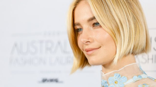 SYDNEY, AUSTRALIA - DECEMBER 01: Bridget Malcolm attends the 2020 Australian Fashion Laureate Awards on December 01, 2020 in Sydney, Australia.