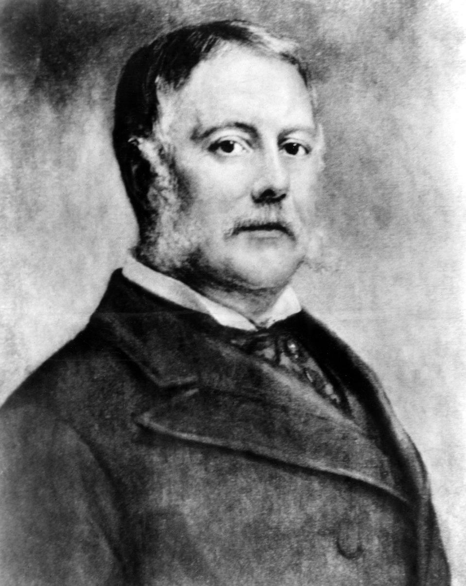 Chester Arthur, 21st President of the United States, (1881 - 1885).