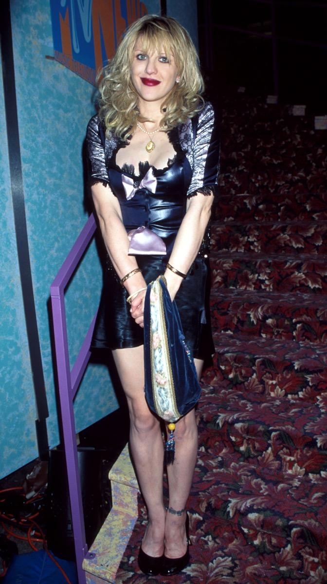 Courtney Love 1990