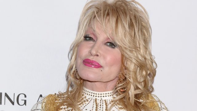 Los,Angeles, ,Feb,8:,Dolly,Parton,At,The,Musicares