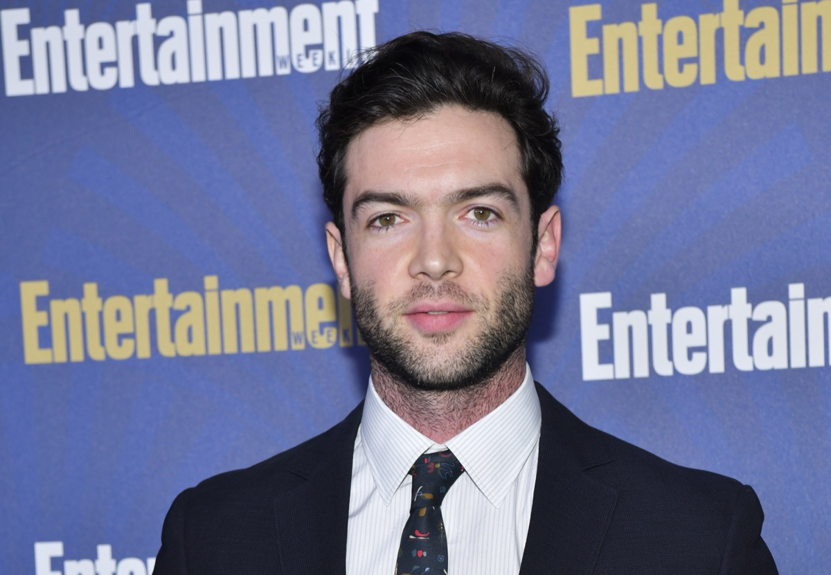 Gregory Peck's grandson Ethan Peck