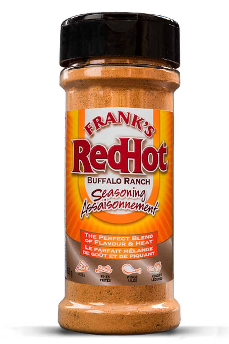 Frank's RedHot Buffalo Ranch Seasoning