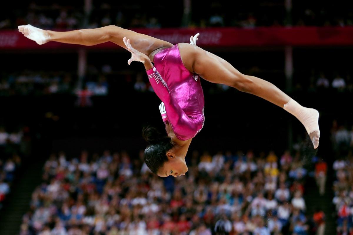 Gabby Douglas 2012 Olympics