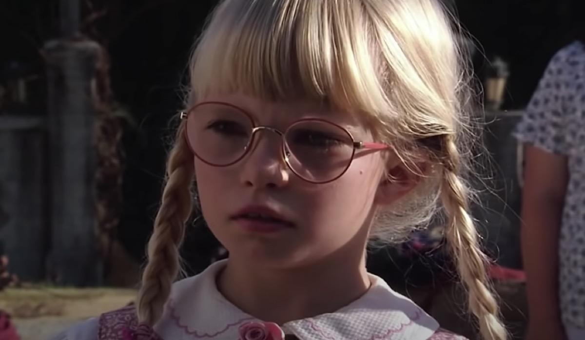 Jacqueline Steiger in Matilda