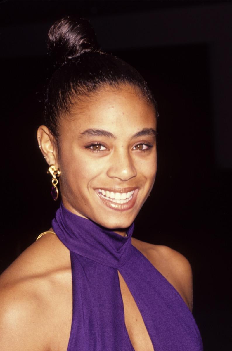 Jada Pinkett Smith 1991