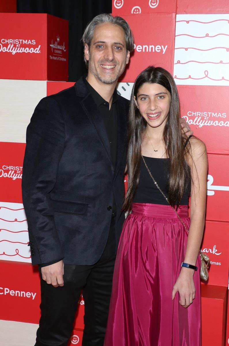 Josh Saviano and Noa Saviano 2019