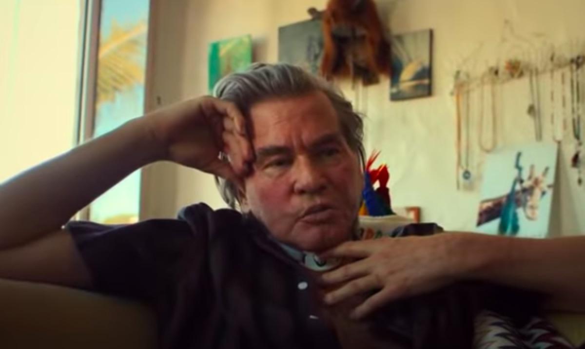 """Val Kilmer in """"Val"""" documentary"""