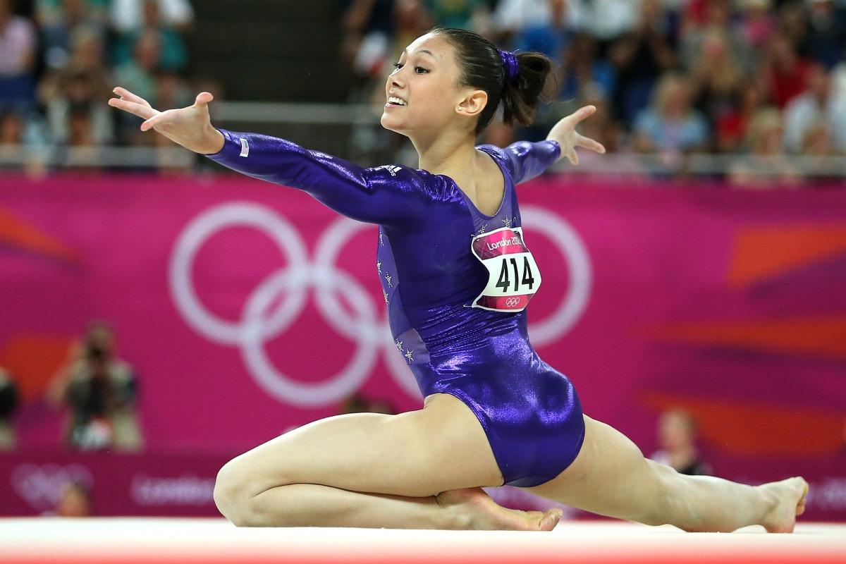 Kyla Ross 2012 Olympics